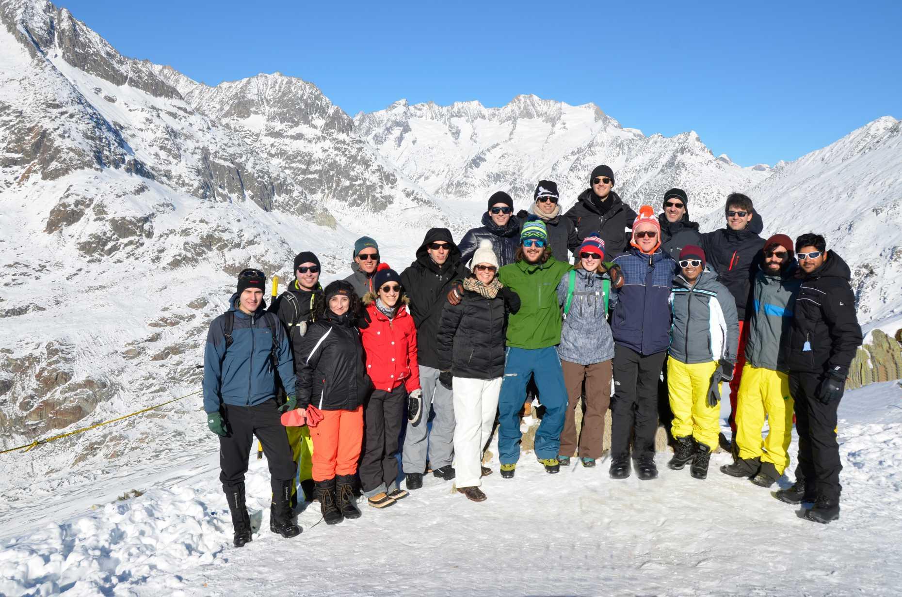 Winter Trip 2017 Optical Materials Engineering Laboratory Eth Zurich